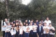 Alunos do 4º ano visitam o SAMAE